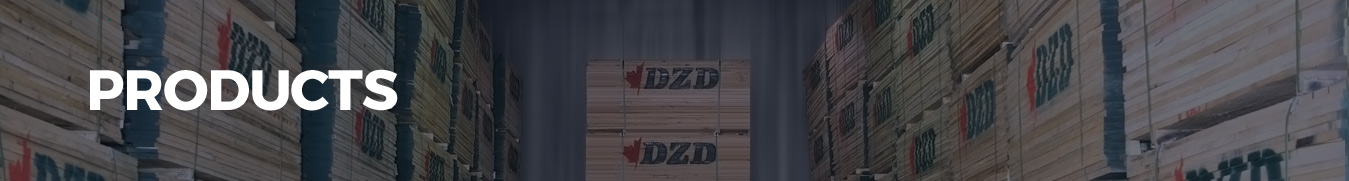 DZD Hardwood: Our products
