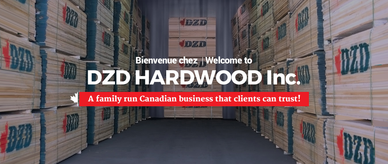 DZD - Drying and handling hardwood lumber