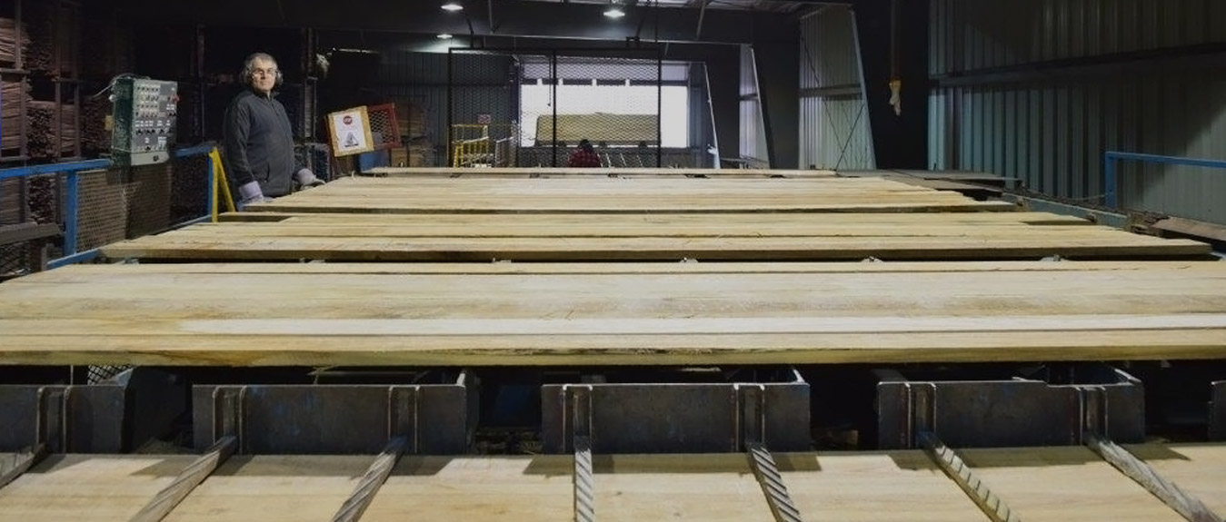 DZD Hardwood: treatment hardwood